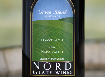 Event - 2004 Nord Estate Pinot NoirGreen Island Vineyards, Napa Valley