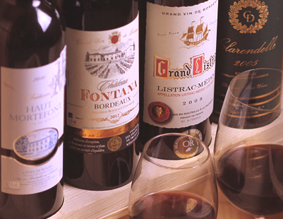 Bordeaux Wine Club (Whites & Reds)