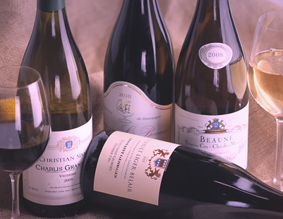 Burgundy Wine Club (Whites & Reds)